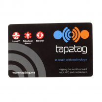 Tap2Tag Emergency Medical Card