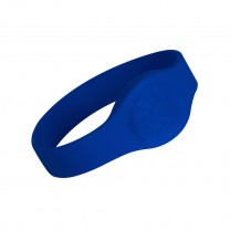 Blue Teardrop Medical Alert Wristband