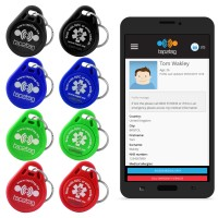 Medical Alert Key Fob V1 (No subscription required)