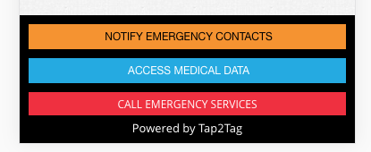 Notifying Emergency Contacts