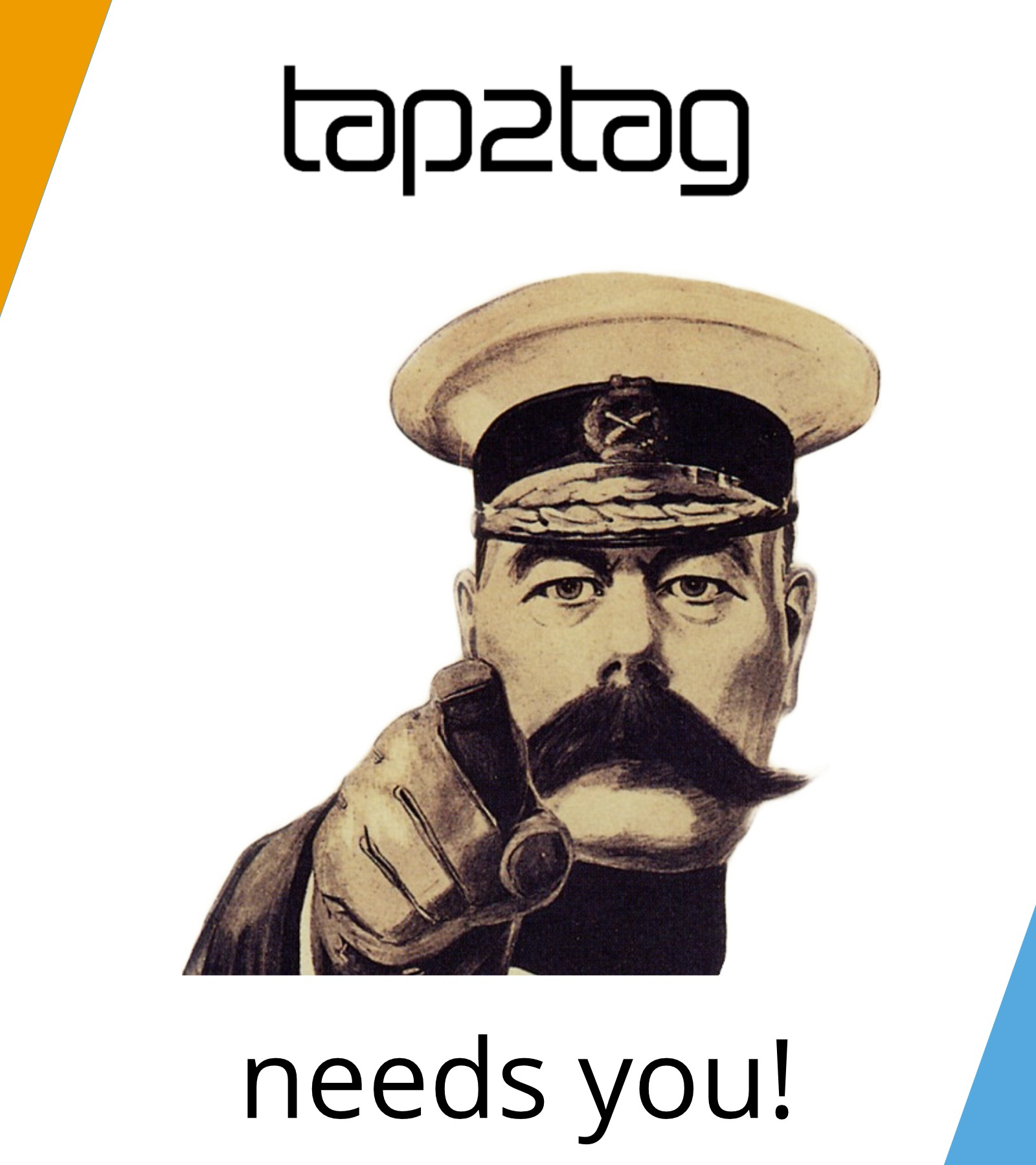 Tap2Tag Needs You
