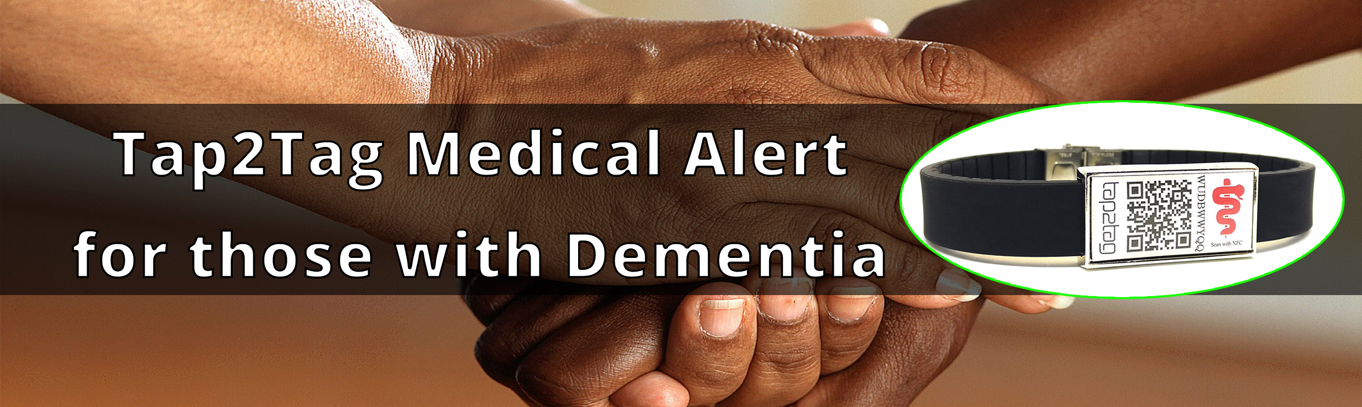 Tap2Tag and those with Dementia and Alheimer's