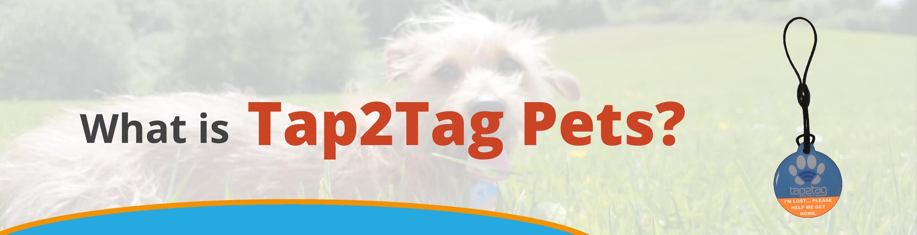 Tap2Tag Pets
