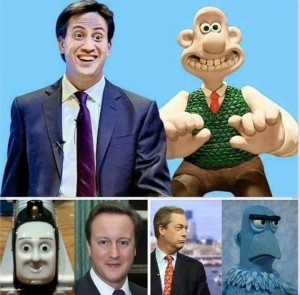 Politicians and their images