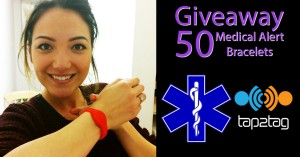 50 band giveaway epilepsy awareness
